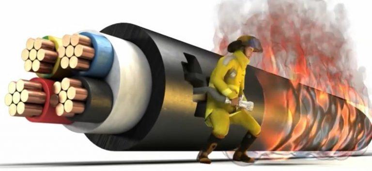 نکاتی در مورد روکش کابل های ضد آتش