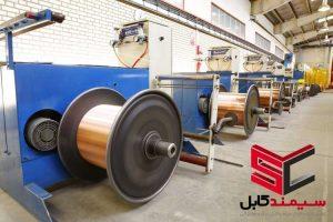بررسی استقرار ماشین آلات در طراحی کارخانه های سیم و کابل