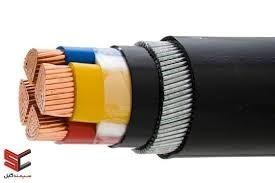 غلاف فلزی در کابل های قدرت