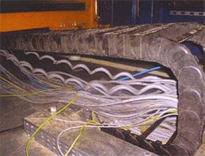 عیوب معمول در کابل های انعطاف پذیر