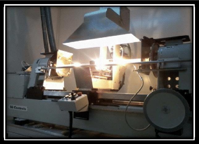 ساخت تار نوری