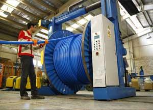 کارخانه شرکت سیمند کابل