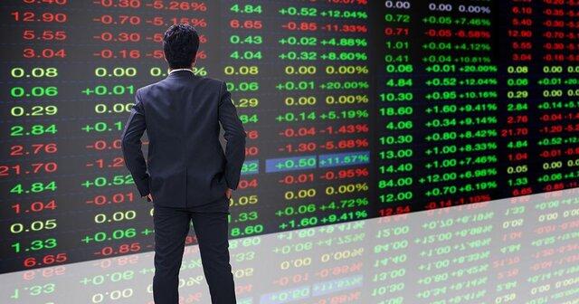 معاملات بورس در شرکت های توزیع